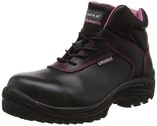 """Cofra 63560––000.w36Tamaño 36""""Evelyne S3SRC–zapatos de seguridad, color negro"""