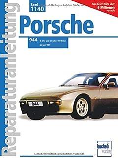 Porsche 944 2.5 l/3.0 l ab Juni 1981: 2.5i-Motor,