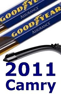 product image for 2011 Toyota Camry Replacement Windshield Wiper (2 Blades)