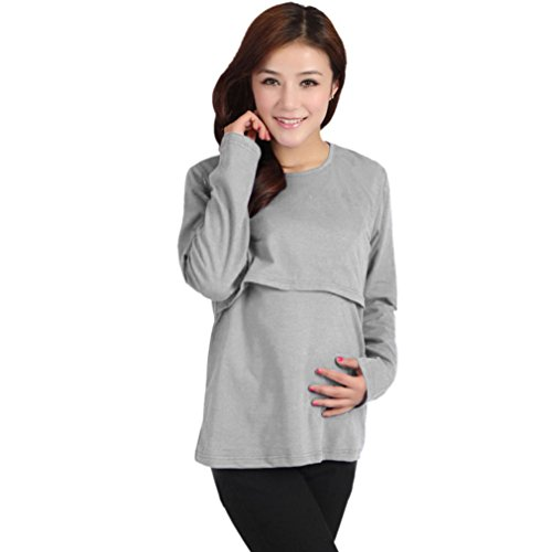 Pregnant Maternity Clothes Breastfeeding FEITONG product image