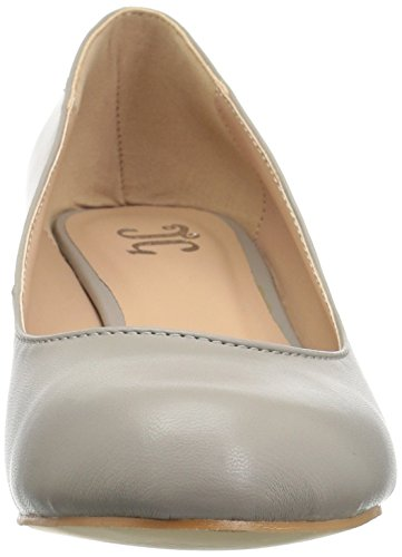 Brinley Co Womens Dash Pump Grigio