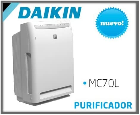 Daikin MC70L 16dB Color blanco - Purificador de aire (420 m³/h, 16 ...