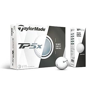 TaylorMade TP5X Prior Generation Golf Balls One Dozen
