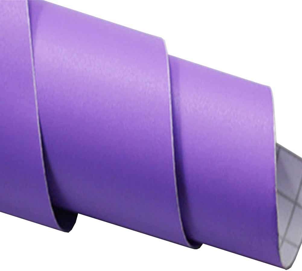 Amazon Com Light Purple Peel And Stick Wallpaper Thick Self