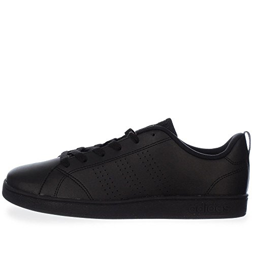 Tenis Adidas Advantage Clean - Negro - Mujer - AW4883, TALLA 24 1/2.