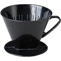 Westmark Star 7993 Kaffeefilter, Größe 4, Schwarz