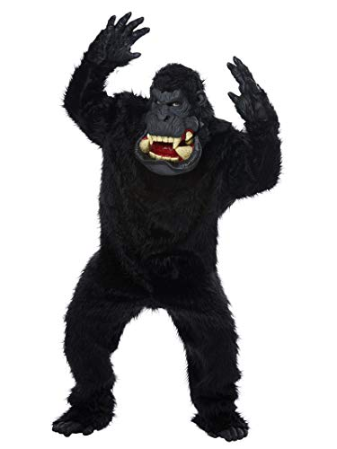 California Costumes Men's Goin' Bananas-Adult Costume, Black,
