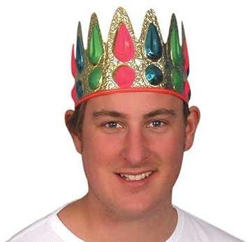 fancy dress crowns prince s crown amazon co uk toys games