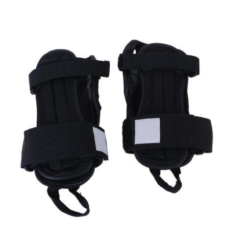 1 Paar Ski Snowboard Protektoren Handschuh Sport Handgelenk Unterstützung Schutz Pads stemmen
