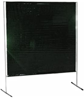 sellstrom s972403 cepro vinyl gazelle welding curtain and lightweight frame kit 6u0027