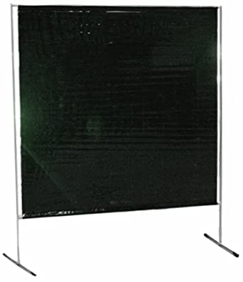 Sellstrom Cepro Series Gazelle Welding Curtain Kits With Lightweight Frame,  Portable Stand Alone,