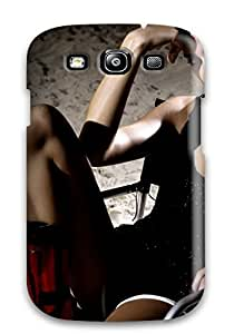 Tpu CeciliaRipmanMadge Shockproof Scratcheproof Beautiful Hard Case Cover For Galaxy S3