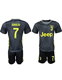 2018/19 New Juventus Ronaldo Kid's Soccer Jersey