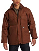Key Apparel Men's Big & Tall Premium Insulated Fleece Lined Duck Chore Coat