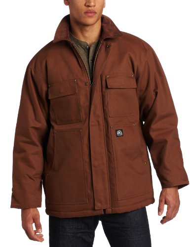 Insulated Chore Coat - 7