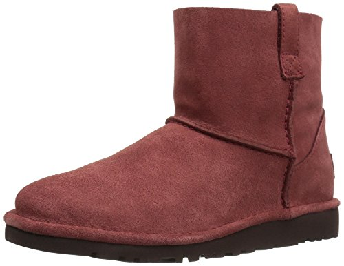 UGG Women's Classic Unlined Mini Slouch Boot Red Clay
