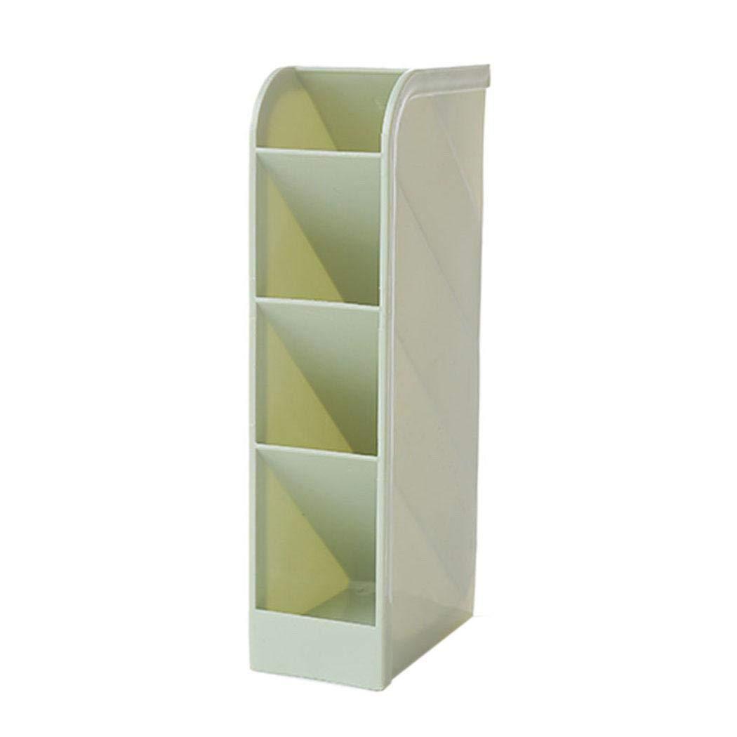 Chiak Multifunction Four Grid Desktop Storage Office Stationery Storage Boxes & Organizers