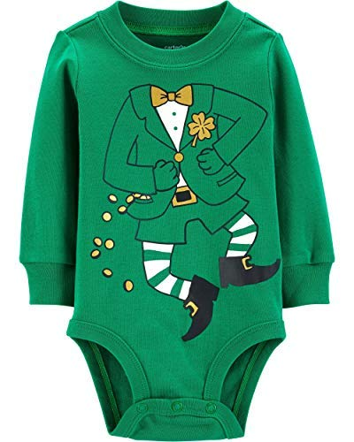 St. Patrick's Day Bodysuit