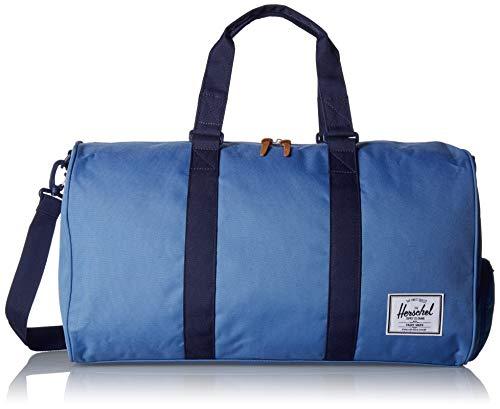 Herschel Novel Duffel Bag, Riverside/Peacoat, One Size