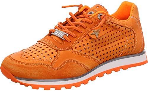 Cetti Sneaker, Colour: NAT. TIN WASH Ambar Orange