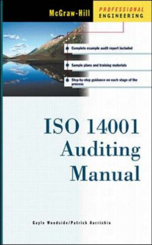 ISO 14001 Auditing Manual