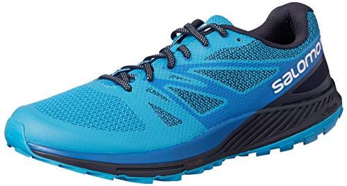 Amazon.com   Salomon Sense Escape Trail Running Shoe - Mens Hawaiian/Snorkel Bl/N, 10.0   Shoes