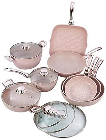 Amazon.com: Bisetti bt-28861 Stonerose utensilios de cocina ...