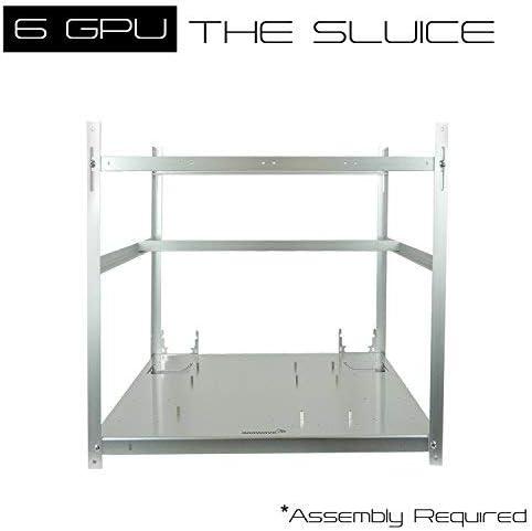 Gabinete Estructura Rig Case Minero Para 6 Gpu AAAwave