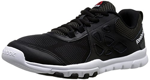 - Reebok Men's Sub Lite Train 4.0 L MT Training Shoe, Black/Gravel/White, 9.5 M US