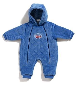Jacky Baby Overall College Dog, blau, für Jungen, Gr. 62