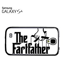 The Fart Father Mobile Cell Phone Case Samsung Galaxy S4 Black