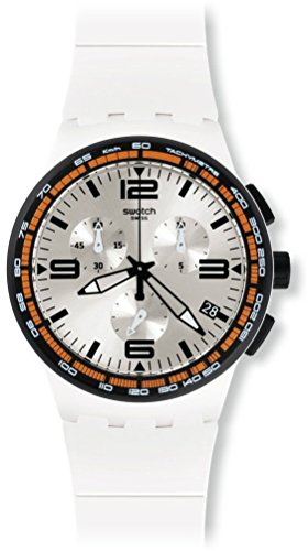 Swatch SUSW405 White Blades Mens - For Swatch Sale