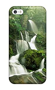 Hot Tpu Cover Case For Iphone/ 5/5s Case Cover Skin - P