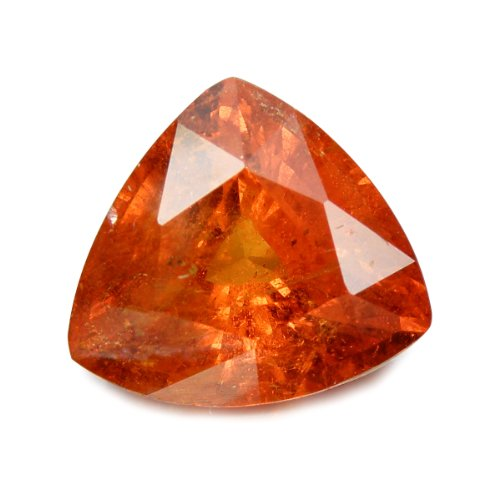 5.00 Ct. Unheated Natural Trillion Orange Fanta