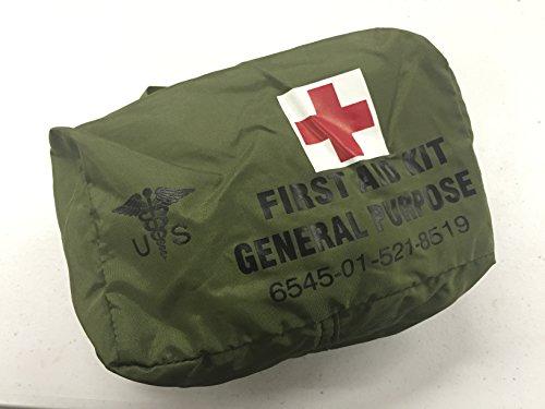 General Purpose First Aid Kit Bag Pouch Usgi Ifak