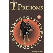 T Prénoms (AZ Prénoms t. 20) (French Edition)