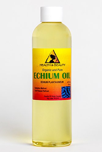 Echium Seed Oil Refined Organic Carrier Cold Pressed Natural Fresh 100% Pure 4 - Usps To Canada Rate