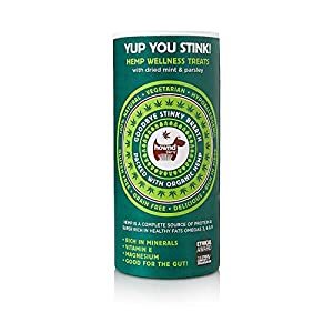 3 x Yup You Stink! Hemp Wellness Dog Treats 130g