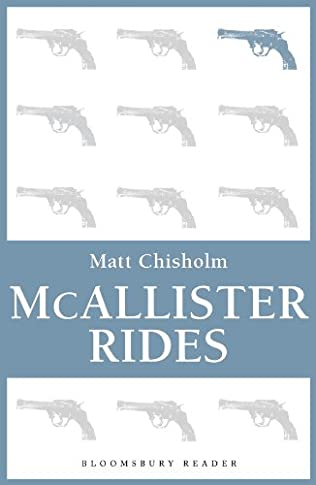 book cover of McAllister Rides