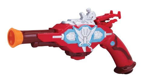 Power Rangers Super Megaforce - Power Rangers Deluxe Super Mega Blaster -
