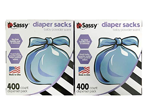 Sassy Disposable Diaper Sacks Count product image