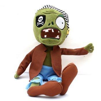 Plush Toy Pirate Zombie 30CM/12 ()
