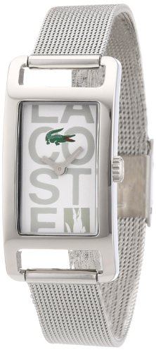 Lacoste Women's Quartz Watch INSPIRATION 2000679 with Metal Strap