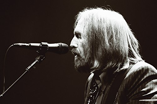 Tom Petty and The Heartbreakers Classic Rock Star Band Poste