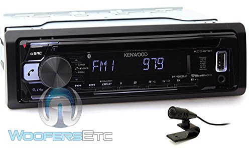 Kenwood KDC BT21 Stereo Receiver Bluetooth product image
