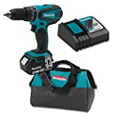 18V LXT Lithium-Ion Cordless 1/2″ Hammer Driver-Drill Kit with Bag Review