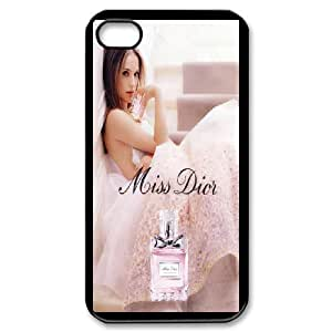 Diy Phone Cover Dior for iPhone 4,4S WEQ270207
