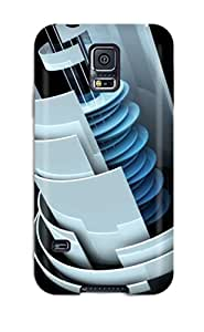 High-end Case Cover Protector For Galaxy S5(3d)