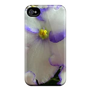 Mycase88 MMt15539dNvI Cases Covers Iphone 6 Protective Cases The African Violet By Optimara