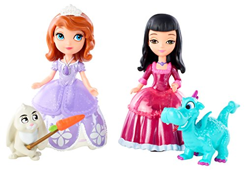 Disney Sofia The First Sofia, Vivian and Animal Friends - Show Fashion Mall The